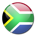 South Africa Mobile flag